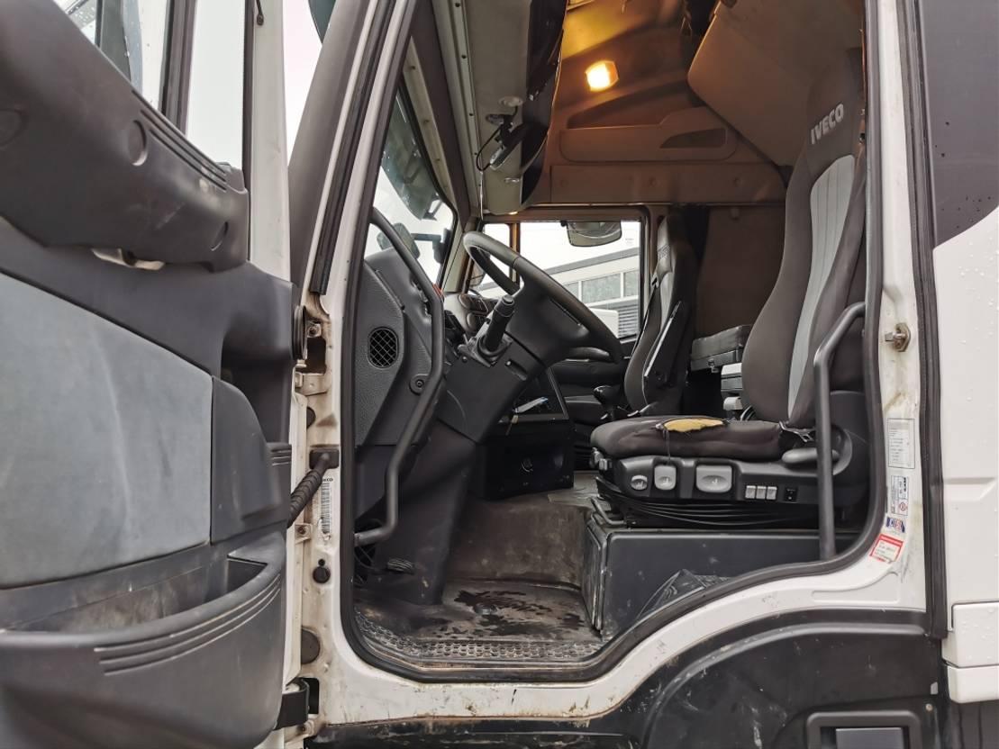 standaard trekker Iveco Stralis 440 AS440S50 6x2/4 EURO5 - Manual Gearbox - 317.000km Origineel (T511) 2007