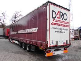 mega-volume oplegger Krone SDP 27 1. MEGALINER, LIFT A. HUBDACH 2011
