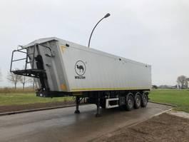 kipper oplegger Wielton Wielton 40m3 SAF LIFT ACHSE 5380kgTOP Zustand 2015