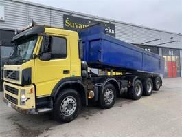 kipper vrachtwagen > 7.5 t Volvo FM 480 10X4 2007