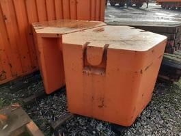 overige equipment onderdeel Grove GMK 6200-1(10ton counterweight(2pieces)) 2011