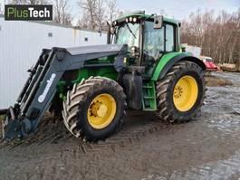 standaard tractor landbouw John Deere 6920 S 2006