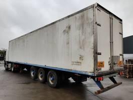 gesloten opbouw oplegger Schmitz Cargobull Box / Fourgon