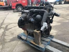 motor vrachtwagen onderdeel MAN 5 CYL ENGINE - MANUAL PUMP 1992
