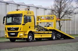 takelwagen-bergingswagen-vrachtwagen MAN TGM 15.290 Tischer Bergingsvoertuig - Recovery truck -  Bergungsfahrzeug - Dépanneuse 2020
