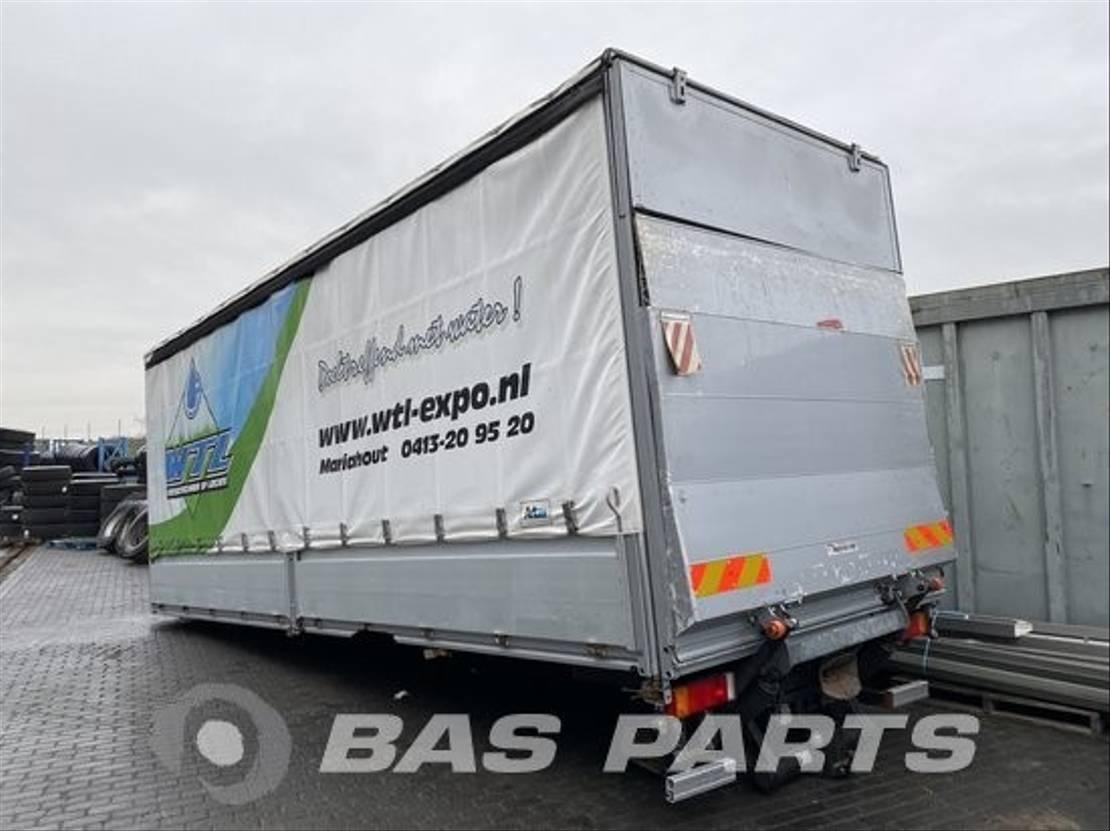 Opbouw vrachtwagen onderdeel Diversen Chassis opbouw diverse D'Hollandia 2009