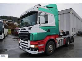 standaard trekker Scania R560 2008