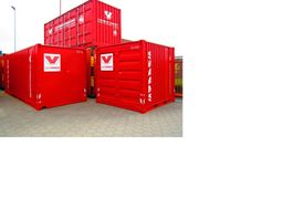 opslag zeecontainer Huur Container 20 FT