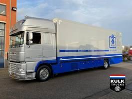 koelwagen vrachtwagen DAF XF 105.460 / SSC / Theo Mulder SHOW ROOM CONDITION 2011