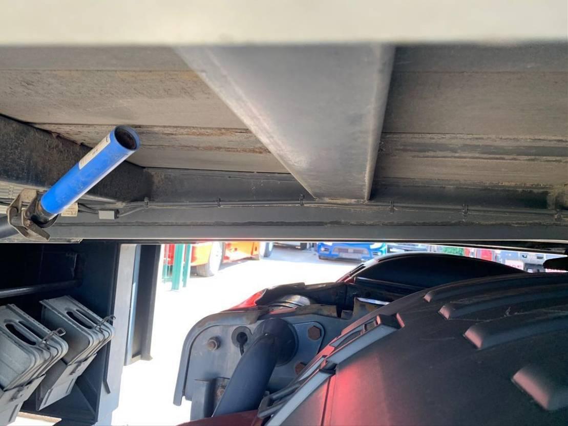 semi dieplader oplegger Royen GLAS TRANSPORT dieplader / WINDOW TRANSPORT lowloader / GLAS TRANSPORTER / TRANSPORT DE VERRE porte engin / TRANSPORTE VENTANAS 2009