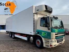koelwagen vrachtwagen DAF CF 75 .310 6X2 Manual 2007
