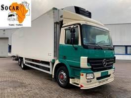 koelwagen vrachtwagen Mercedes-Benz Actros 2532 L 6x2 Frigo ( Three pedals) 2006