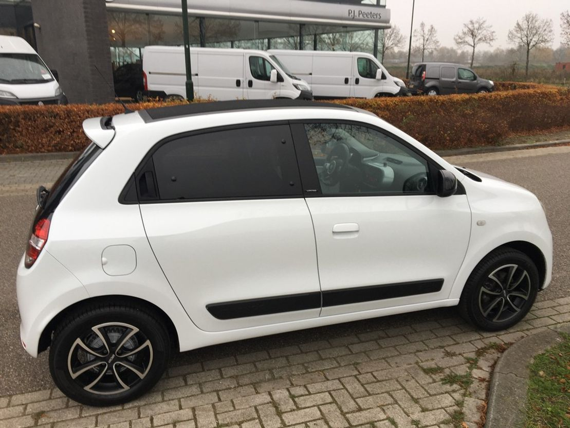 hatchback auto Renault Twingo 1.0 SCe 70 PK Intens cabrio - top (Airco - cruise control - ParkS. achte... 2019