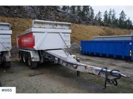 overige vrachtwagen aanhangers Istrail 3 axle dumper trailer 2015