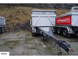overige vrachtwagen aanhangers Istrail Annet 3 axle dumper trailer 2016