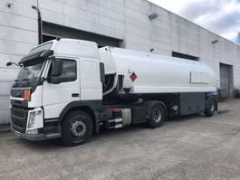 tankoplegger Volvo Volvo FM 500 + tank trailer 24.000ltr 2013