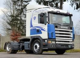 standaard trekker Scania SCANIA 114L 380 2000