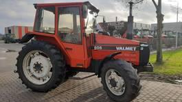 standaard tractor landbouw Valmet 505 GLTX 1988