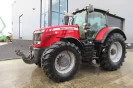 standaard tractor landbouw Massey Ferguson 7835 DYNA VT 2015