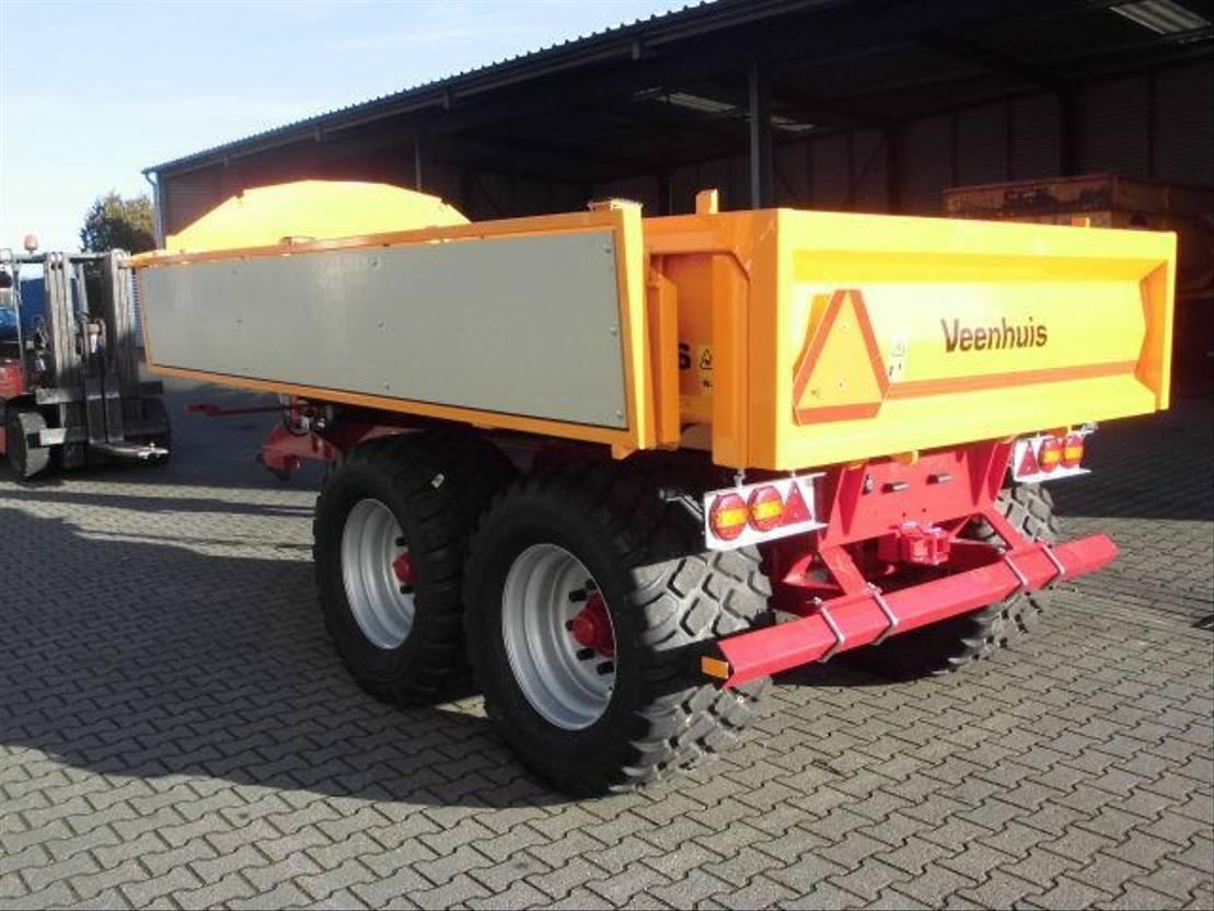 kipper agrarisch Veenhuis JVZK10000 gronddumper 2020