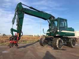 wielgraafmachine Caterpillar M313D+Indextor Rototilt Good Condition! 2012