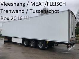 koel-vries oplegger Krone Hanging MEAT / Fleisch ,bpw drum,  carrier vector 1850, NEW Box in from 2016 !!!!! 2014