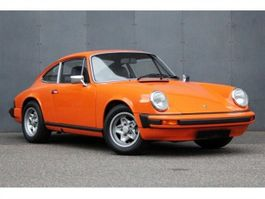 overige personenwagens Porsche 911 S 2,7 ltr. 911 S 2,7 ltr., schmales Chrommodell - restauriert 1975
