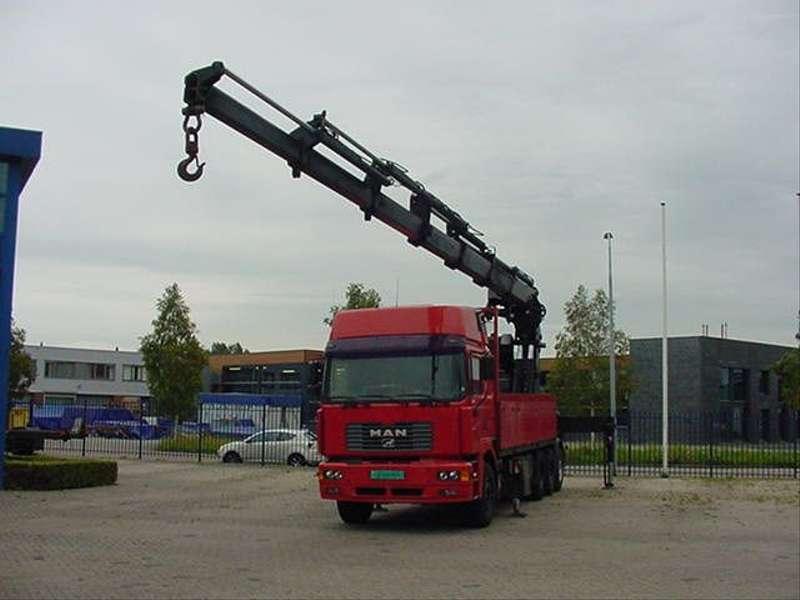 MAN - 26.464 F 2000 EURO 2 PALFINGER PK 75.000 3