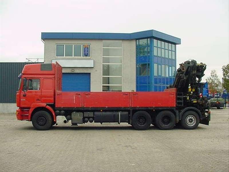 MAN - 26.464 F 2000 EURO 2 PALFINGER PK 75.000 5