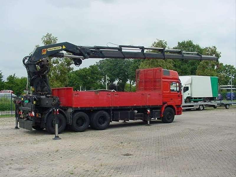 MAN - 26.464 F 2000 EURO 2 PALFINGER PK 75.000 2
