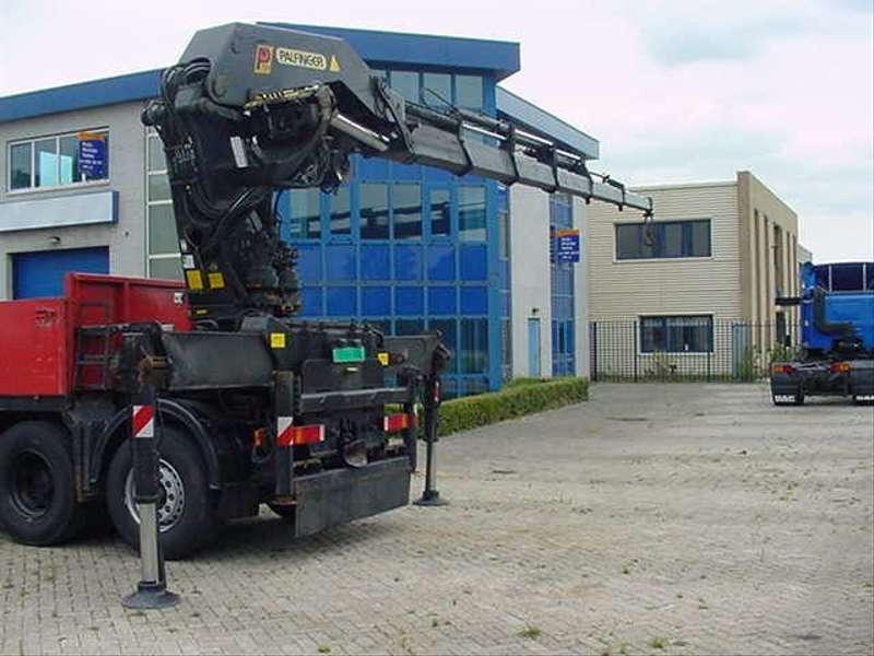 MAN - 26.464 F 2000 EURO 2 PALFINGER PK 75.000 4
