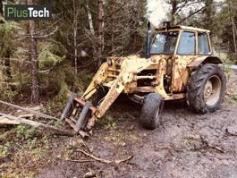 standaard tractor landbouw Valmet 500 1968