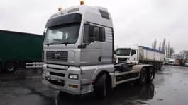containersysteem vrachtwagen MAN tga 26.530  6x4 2005
