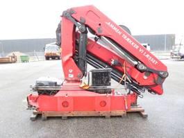 kraanwagen HMF 2420 K5 Damage Crane / Unfall 2012