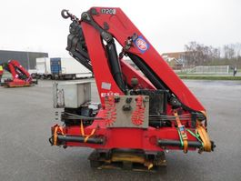 kraanwagen HMF 1720 - K4 + 1 Manuel / Crane / Kran 2013