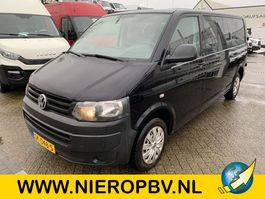 minivan - personenbus Volkswagen KOMBI 9 persoons airco 2014