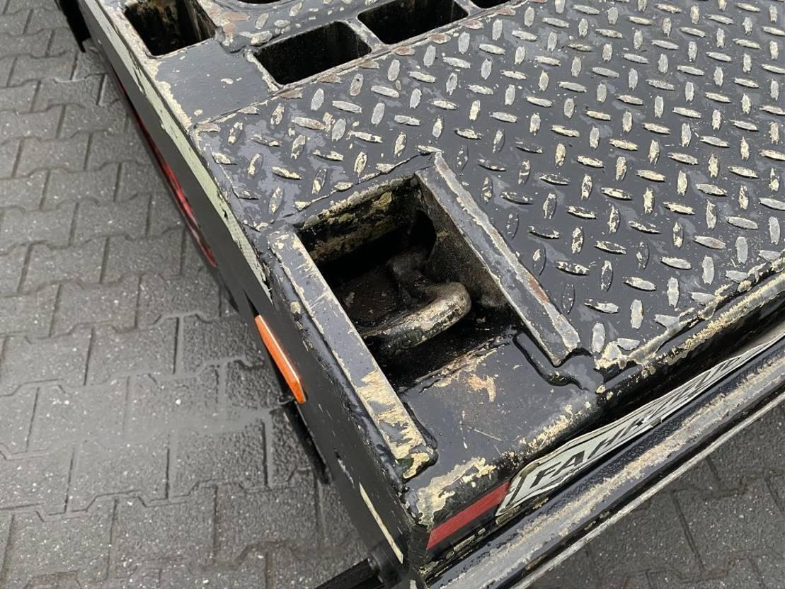 semi dieplader oplegger Nooteboom OSD-58-04V Extendable, Rongen, 18.95 Mtr. Full Zinc Metallised !!! 2012
