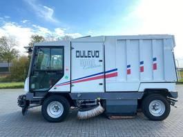 Veegmachine vrachtwagen Dulevo 5000 EVOLUTION / KEHRMASCHINE / SWEEPER 2004