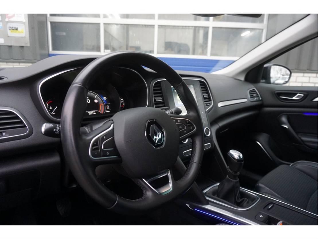 stationwagen Renault Mégane Estate 1.6 dCi 96kW Bose 2017