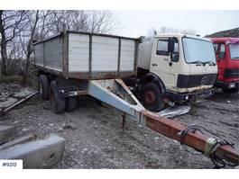 overige vrachtwagen aanhangers Istrail Ttrailer 1979