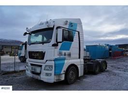 standaard trekker MAN TGX 26.540 truck 2010