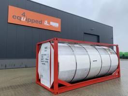 tankcontainer Van Hool 25.000L TC, IMO-1, T7, L4BN, valid 5y: 04-2023 2000