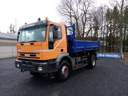 kipper vrachtwagen > 7.5 t Iveco cursor 440 hp bi-benne! très bon état
