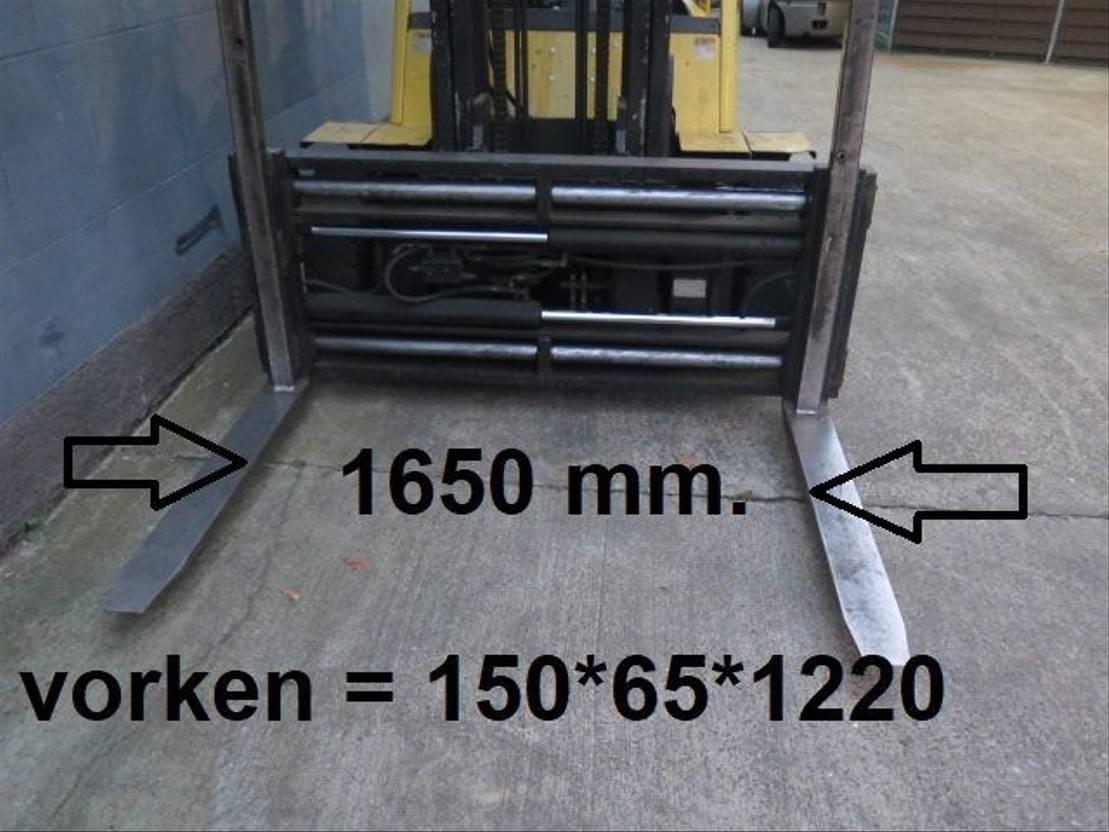 vorkheftruck Hyster H5.00 XM 2004