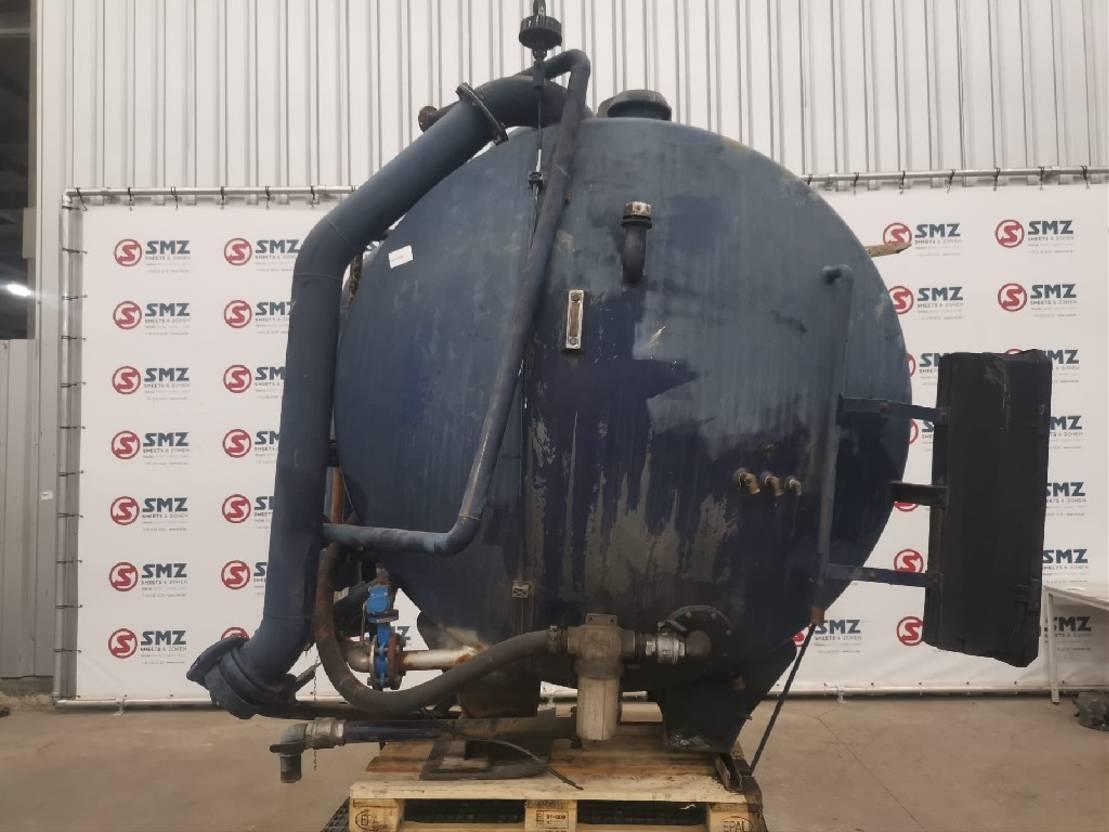 Opbouw vrachtwagen onderdeel Diversen Occ Tankwagen opbouw