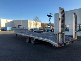 dieplader oplegger Veldhuizen Semi dieplader, BE oplegger, 15 ton 2012
