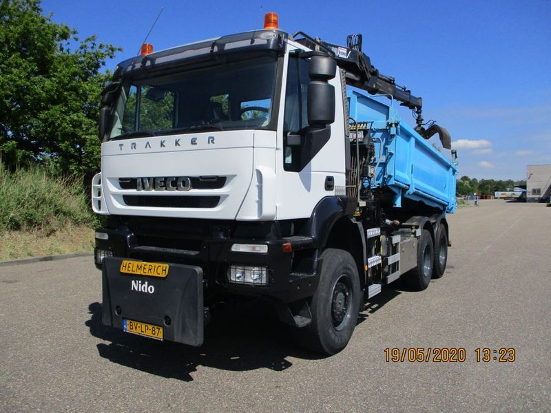 Iveco - 380 T 41 W TRAKKER EURO 5 6X6 FULLSTEELSUSPENSION 2