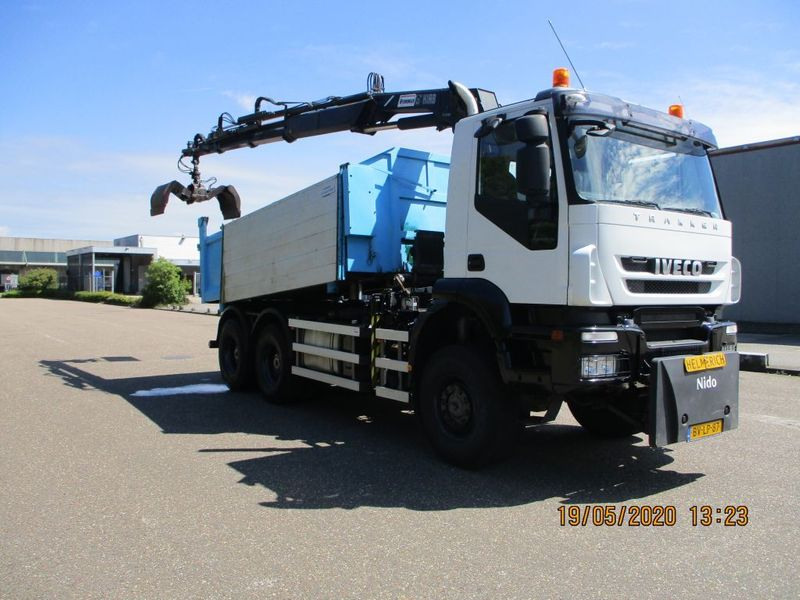 Iveco - 380 T 41 W TRAKKER EURO 5 6X6 FULLSTEELSUSPENSION 3