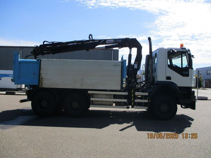Iveco - 380 T 41 W TRAKKER EURO 5 6X6 FULLSTEELSUSPENSION 9