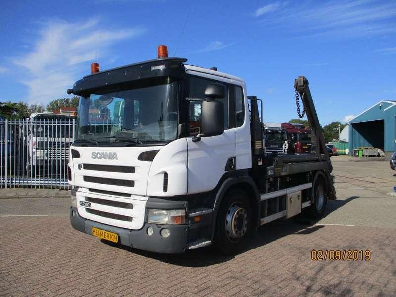 Scania - P 280 EURO 5 HYVA 12 TONS PORTAALSYSTEEM 2